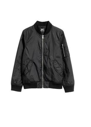 Куртка-бомбер для подростка