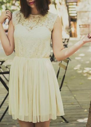 Нежное летнее платье от asos 🌾