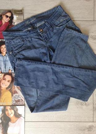 Котоновые джинсы хс r.marks