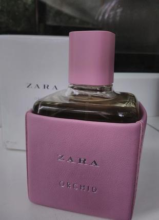 Zara orchid парфюмерная вода