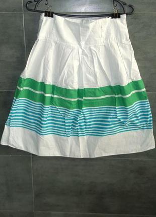 Хлопковая юбка dorothy perkins из 100% коттона