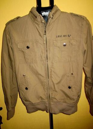 Куртка  cool club,раз 158см,100% коттон