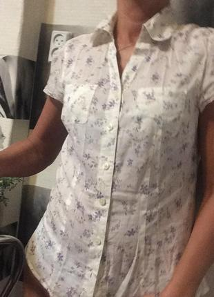 Рубашка блуза f&f