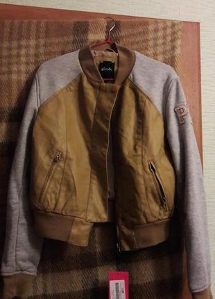 Брендовая куртка/косуха