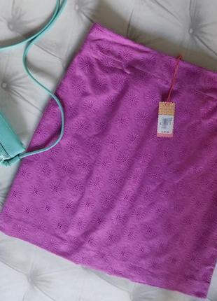 Премиум-качество, шикарная летняя натуральная юбка, индия