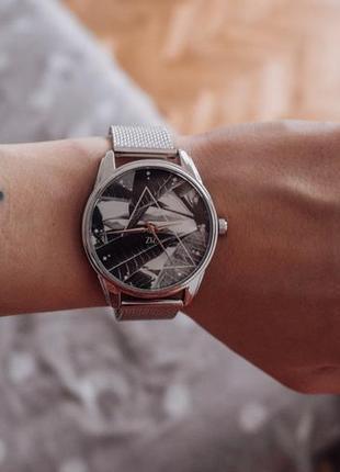 Новые часы ziz с металлическим ремешком, унисекс, цена - 475 грн ... 6fa0443389e