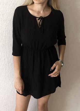 Платье базовое h&m