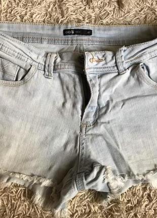 Джинсовые шорты oodji