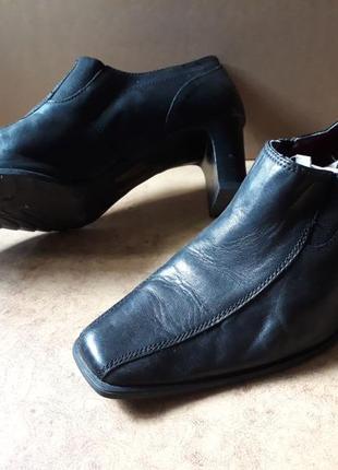 Туфли кожа ст 26.5 fior