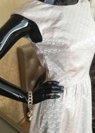Платье, сарафан нюдовое h&m