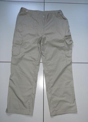 Треккинговые штаны - trespass - l - сток!!!