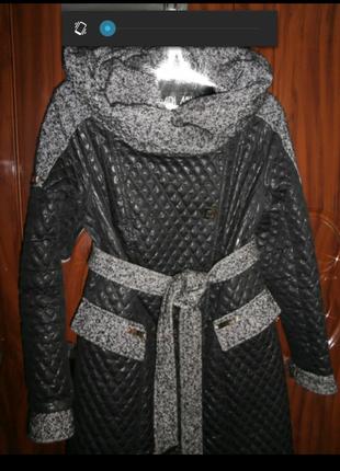 Фирменное пальто от известной фирмы влади микс
