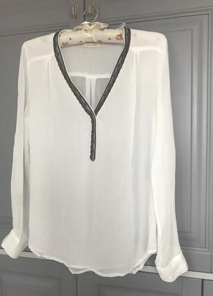 Базова блуза zara