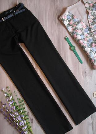 Классические фирменные брюки h&m