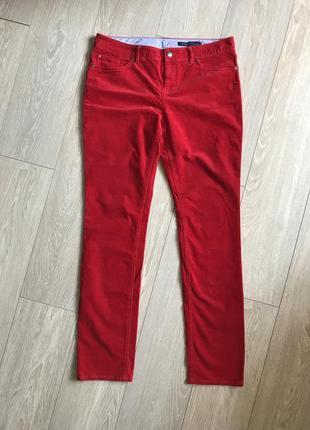 Яркие брюки штаны джинсы