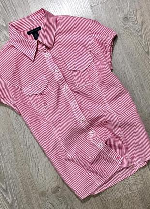 Коттоновая рубашечка от дорогого бренда