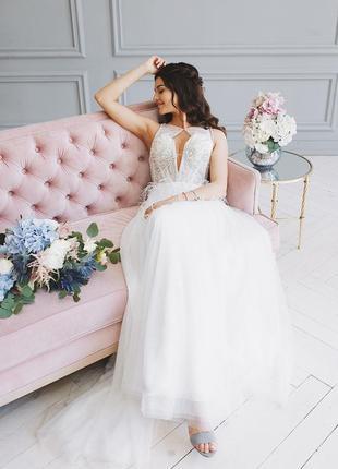 Свадебное платье rara avis adely