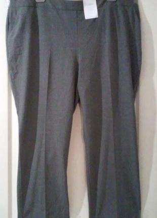 Новые брюки с карманами батал. пот от 58 до 63