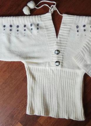 Оригинальный свитер binka