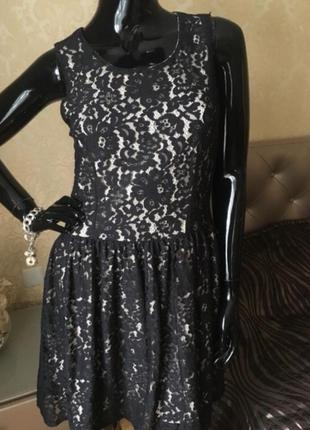 Платье, сарафан кружево бренд  amisu, немецкий бренд