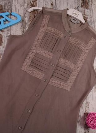 Шифоновая блуза asos2 фото