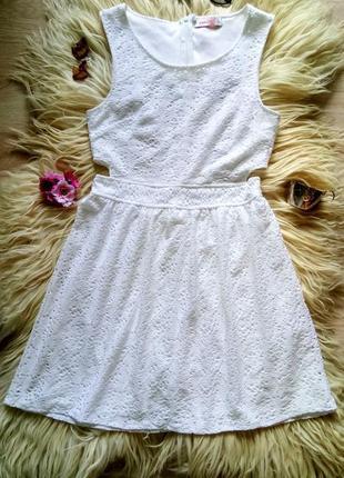 Ажурное платье от fb sister