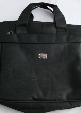 Мужская тканевая сумка-портфель david jones 0031a