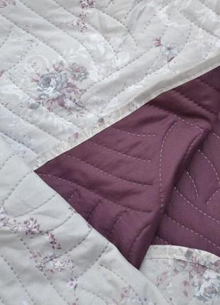 Покрывало, одеяло двухстороннее madame coco 200*220 распродажа4 фото