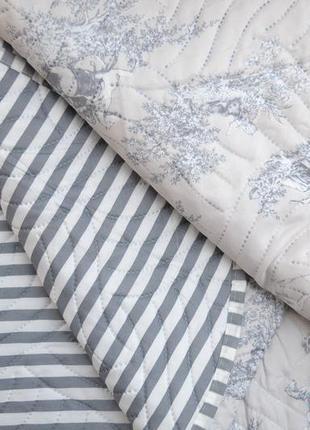 Покрывало, одеяло двухстороннее madame coco 200*220 распродажа9 фото