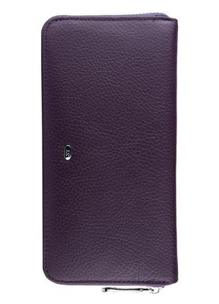 Кожаный женский кошелек st 201 разные цвета