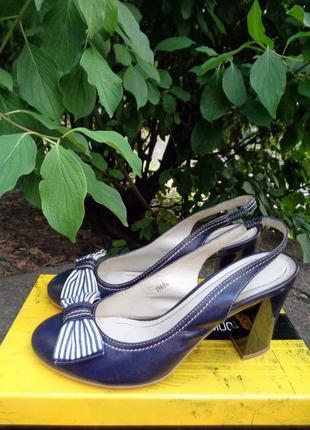 Шикарные кожаные туфли от antonio biaggi