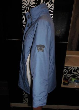 Зимняя спортивная  куртка - polar dreams tcm uk 12-14 eu 40-42 -германия!!!