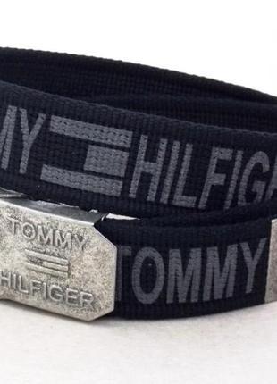 Ремень тканевый для джинс tommy hilfiger