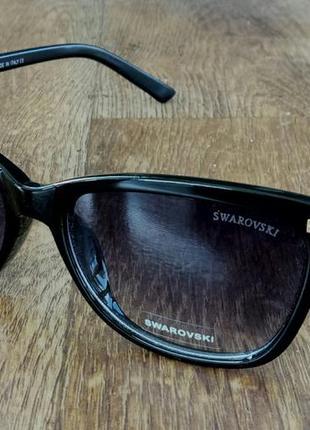 Очки swarovski женские солнцезащитные