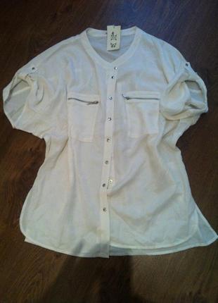 Модненька рубашка- блуза