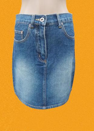 Юбка джинсовая от pilot