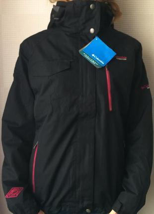 Куртка columbia titanium omni-heat 3 в 1