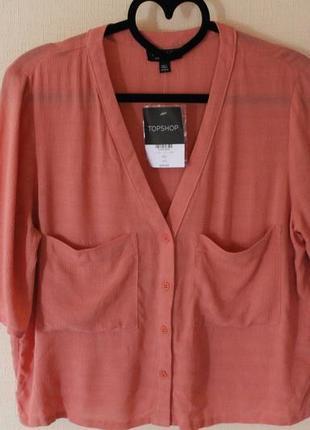 Блузка topshop, размер 6/34
