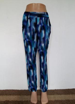 Летние повседневные брюки, штаны размера с-м