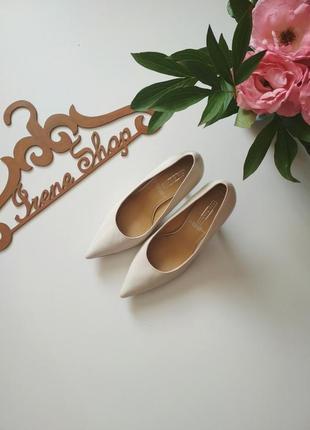 Кожаные туфли 5th avenue, размер 36-37