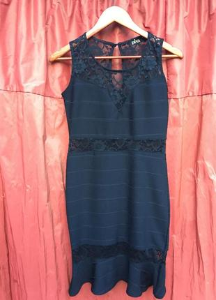 Бандажное платье zarina
