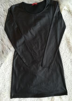 Коротка чорна сукня influence