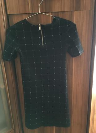 Красивое платье от h&m