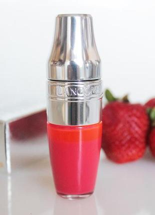 Двухфазный блеск для губ  lancome juicy shaker оригинал