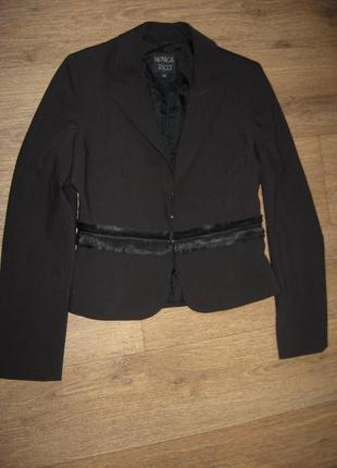 Нарядный пиджак monica ricci