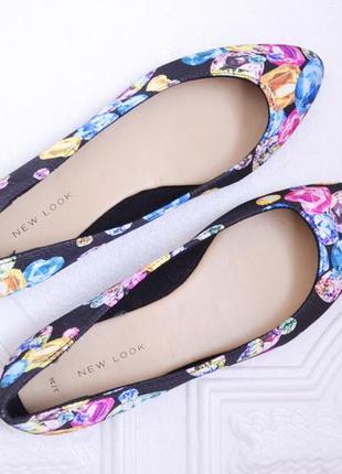 Балетки туфли new look