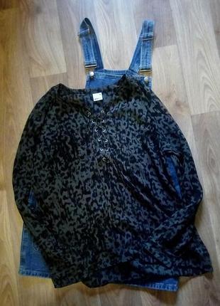Красивая блуза от gina tricot