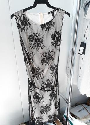 Короткое платье mango