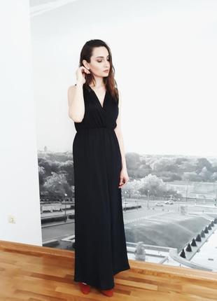 Длинное платье sisters point