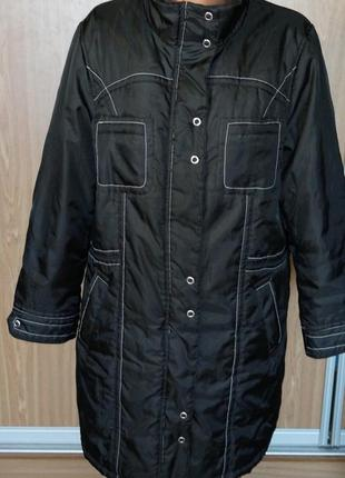 Класснейшее пальто на синтепоне